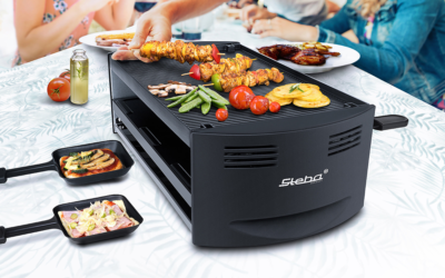 Pizza-Raclette RC 6 BAKE & GRILL
