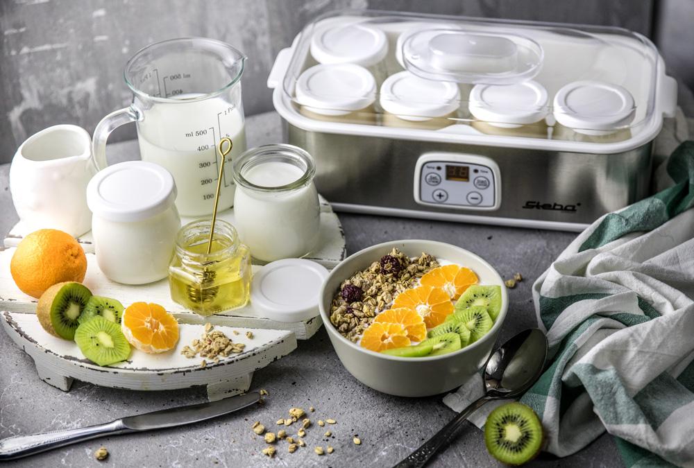 Steba Joghurt-Maker ist Testsieger!