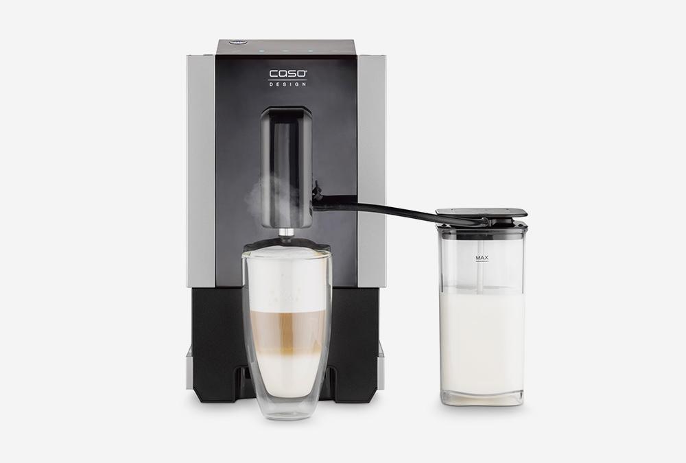 Große Kaffeevielfalt mit einem Tastendruck