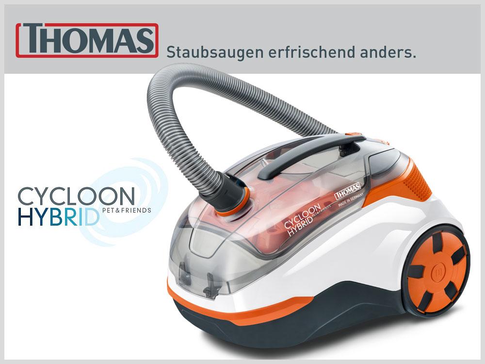 THOMAS Cycloon Hybrid Pet & Friends