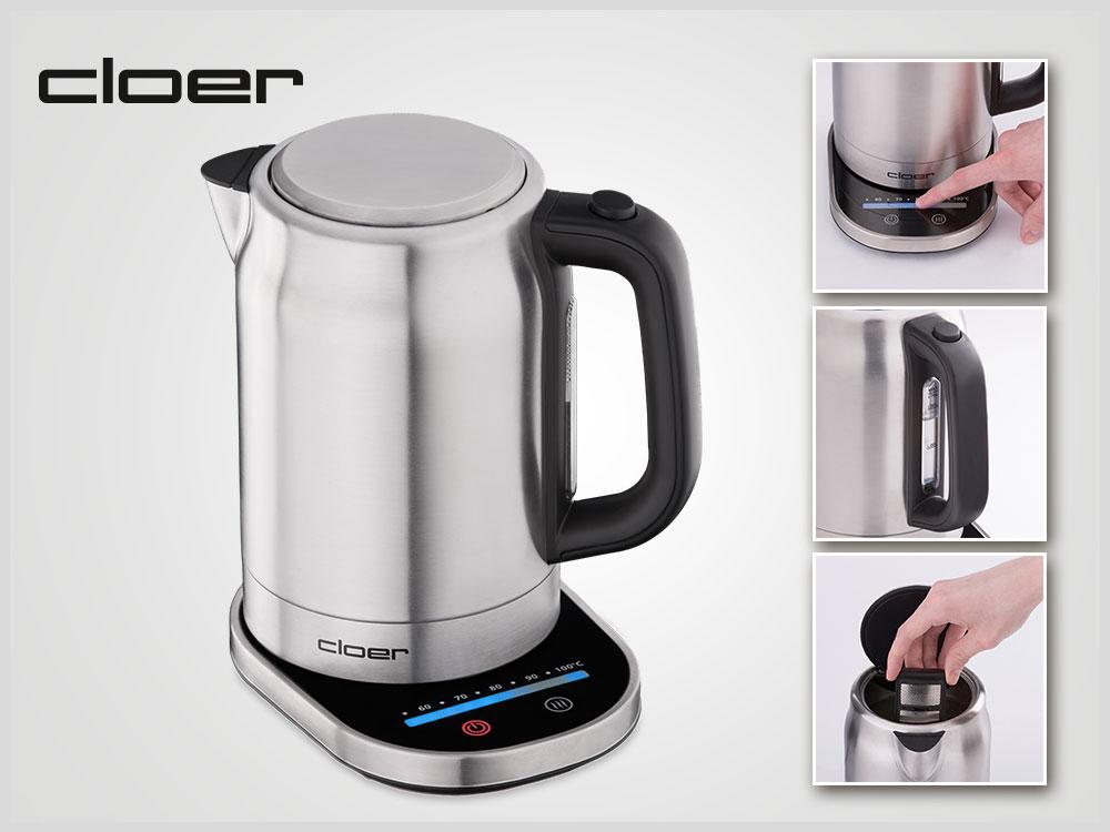 Cloer Wasserkocher 4459