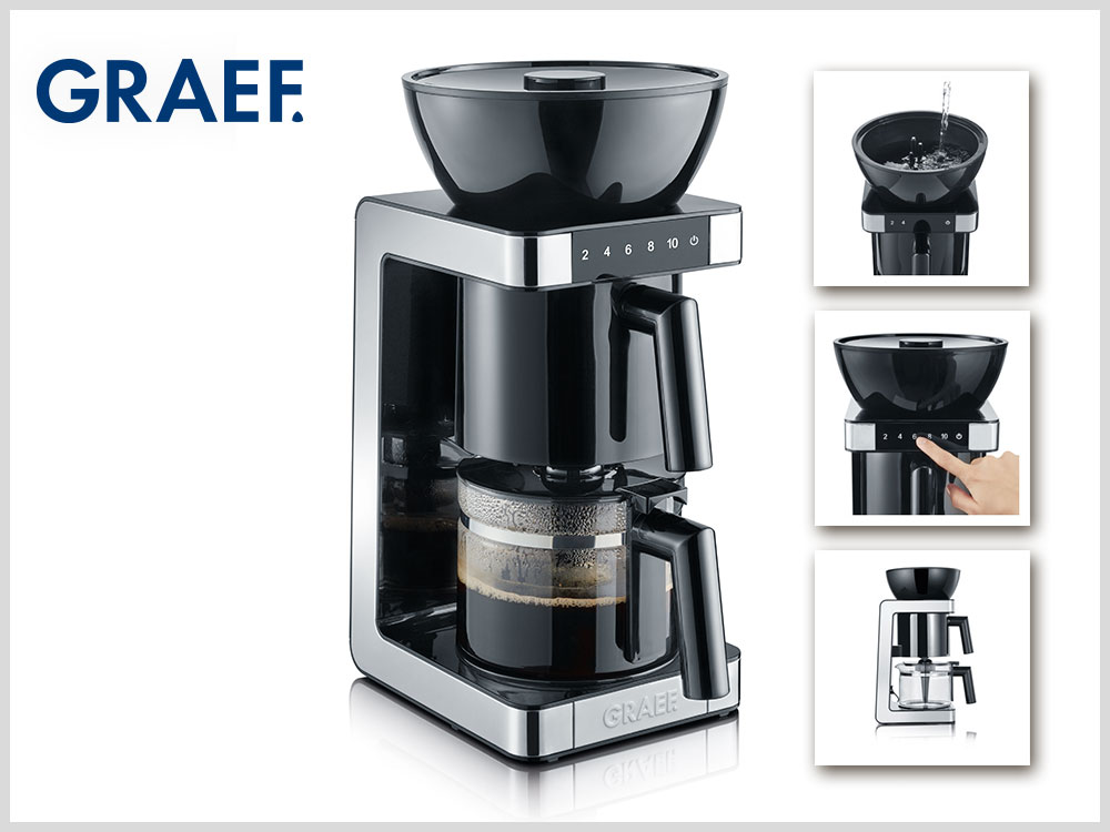 Graef Filterkaffeemaschine FK 702