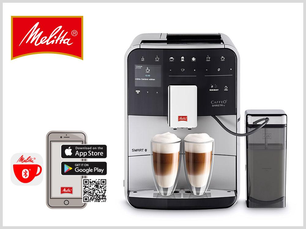 Melitta CaffeeBarista TS Smart