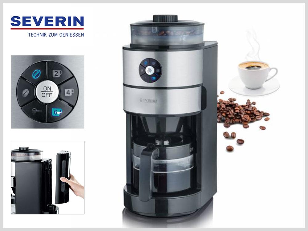 Severin Kaffeemaschine KA 4811