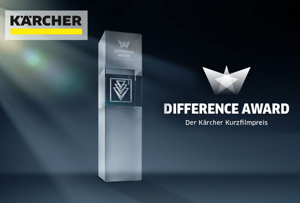 difference Award – der Kärcher Kurzfilmpreis