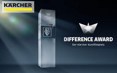 difference Award – der Kärcher Kurzfilmpreis
