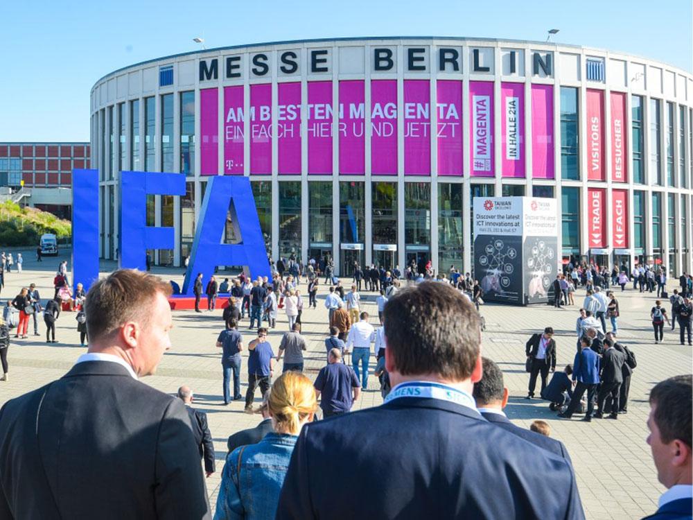 IFA: ProBusiness Messepräsenz unter dem Berlner Funkturm