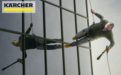 Mission: Impossible – Kärcher startet TV-Kampagne