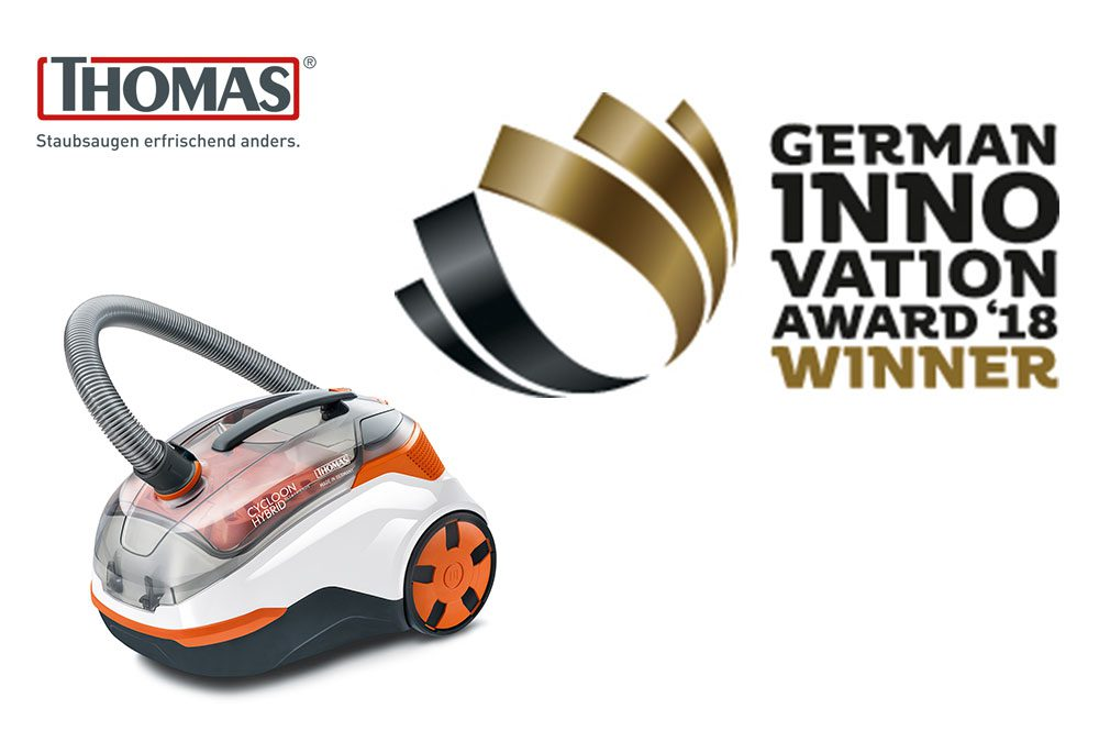 "THOMAS gewinnt ""German Innovation Award"""
