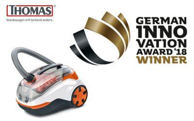 "THOMAS gewinnt ""German Innovation Award"""