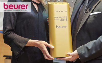 Beurer: Doppelpack beim Plus X Award