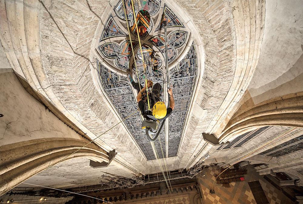 Kärcher: Reinigung in bis zu 29 Metern Höhe