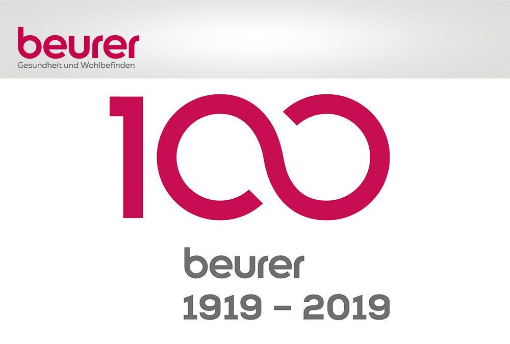 100 Jahre Beurer: Vom Heizkissenproduzenten zum Digital Health Spezialisten
