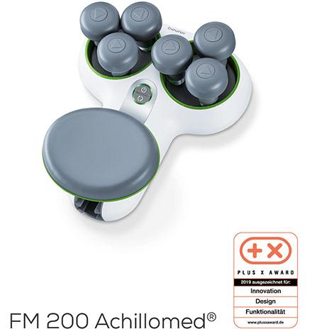 "Beurer Achillomed® FM 200 – ""Innovation, Design und Funktionalität"""