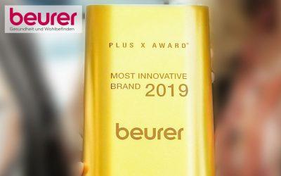 "Beurer als ""Innovativste Marke"" geehrt"