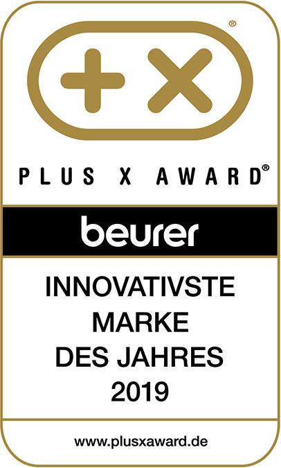 """Exklusive Sonderauszeichnung: Beurer als """"Innovativste Marke"""" geehrt"""