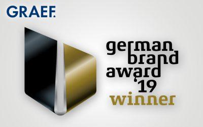 Graef wird mit German Brand Award ausgezeichnet