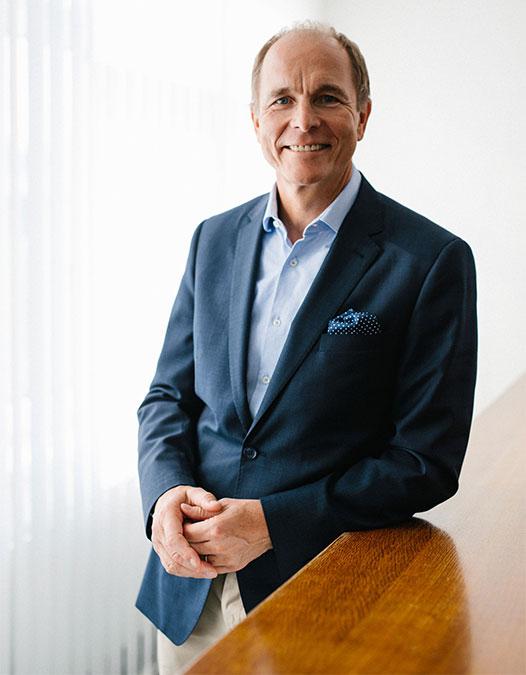 Beurer Geschäftsführer Georg Walkenbach