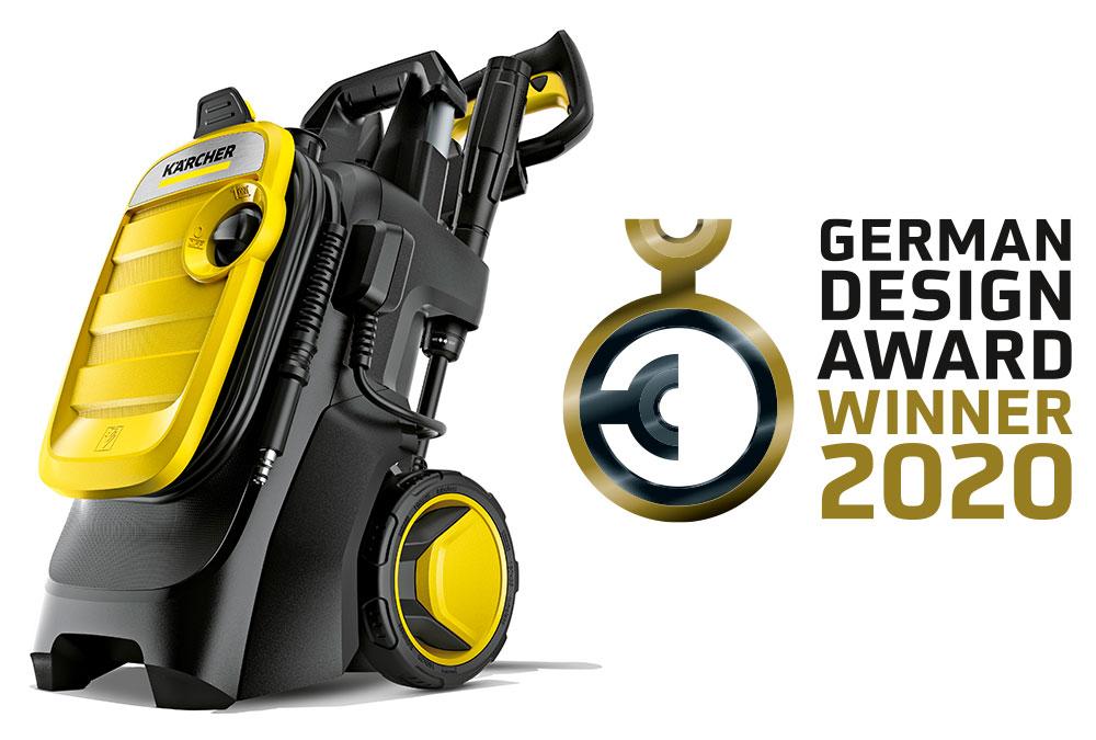 German Design Award für die gesamte Compact-Reihe von Hochdruckreinigern