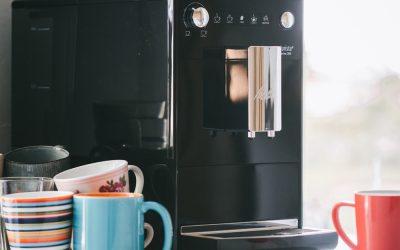 Klein, aber oho! Die Melitta® Purista® ist purer Kaffeegenuss auf kleinstem Raum