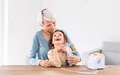 Freie Atemwege für die Kleinsten mit den Neuheiten im Babycare Sortiment