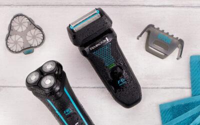 Für die schnelle Rasur unter der Dusche – die Style Series Aqua Rasierer