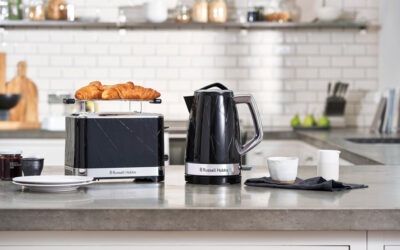 STRUCTURE Frühstücksserie Schwarz: Statement-Design, das Bestand hat