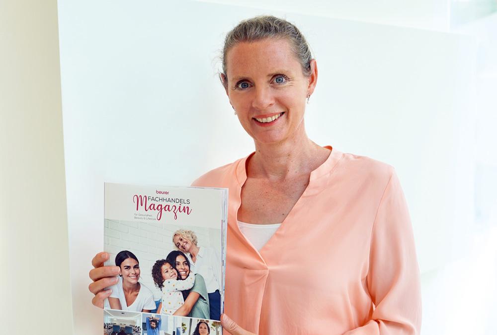 Spannende Einblicke: Beurer veröffentlicht Fachhandelsmagazin mit Trends und neuen Produkt-Highlights