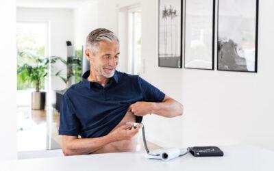 Weltherztag 2021: Mit dem neuen BM 96 Cardio Blutdruck und Herzrhythmus im Blick behalten