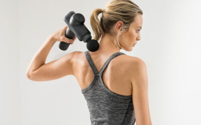 Gezielte Massage mit der neuen Massage Gun