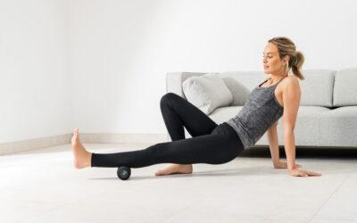 MG 35 Deep Roll: Kleiner Helfer für verspannte Muskeln und Faszien