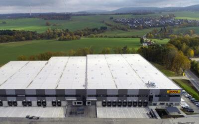 JURA bezieht neues Logistikzentrum in Simmern