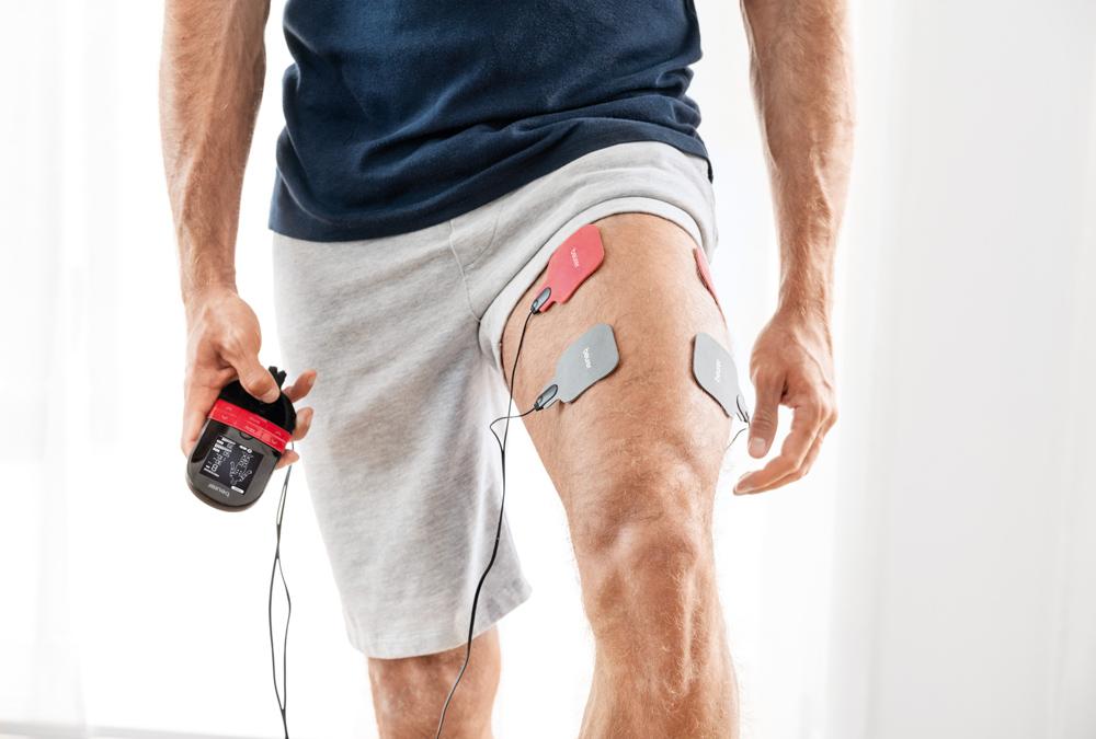 Schmerzlinderung ohne Medikamente mit neuen TENS/EMS-Geräten von Beurer