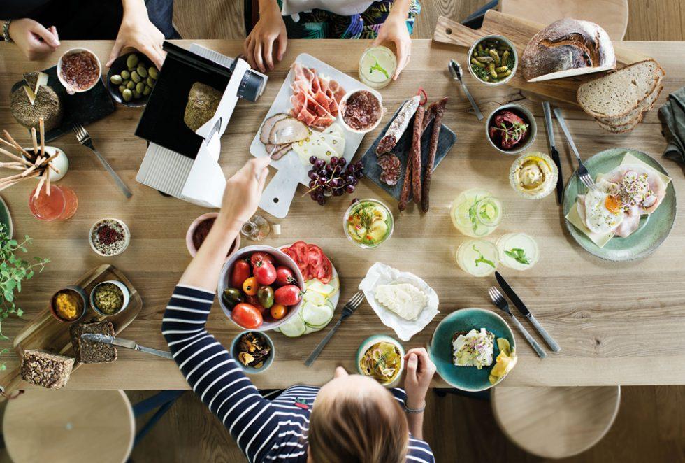 Küchenhelfer für Mutter Erde und ihre Enkel