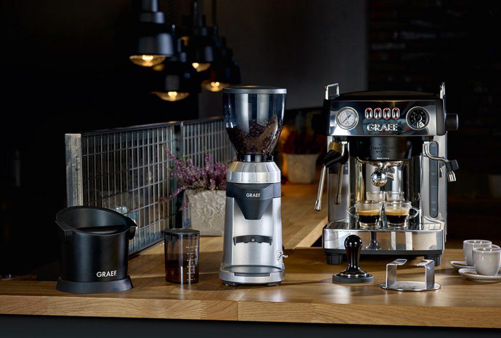 Kaffeekompetenz ausgezeichnet in Szene gesetzt