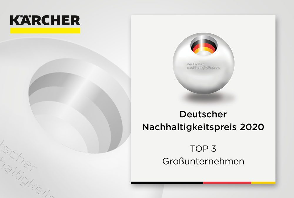 Deutscher Nachhaltigkeitspreis 2019: Engere Wahl der nachhaltigsten Großunternehmen