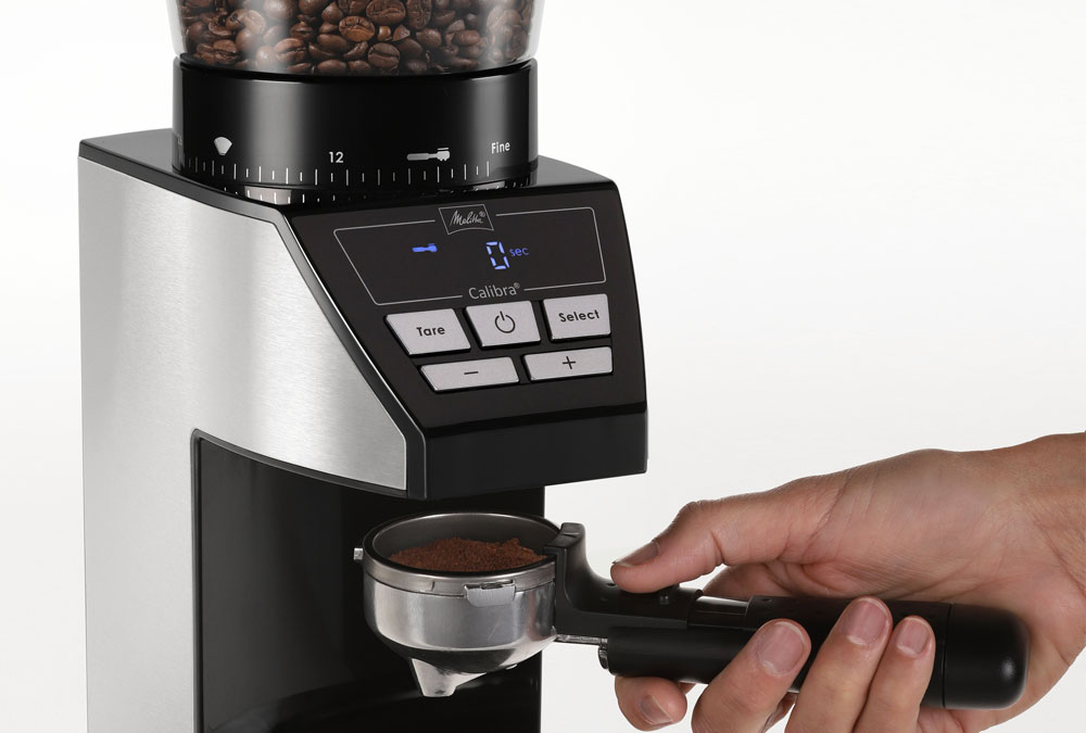 Melitta® Calibra®: Die Kaffeemühle für den außergewöhnlichen Genuss
