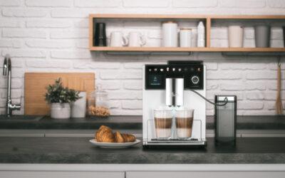 Melitta® LatteSelect – Mit nur einem Touch zum vollmundigen Kaffeegenuss