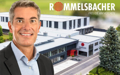Rommelsbacher wächst – Erweiterung der Geschäftsleitung
