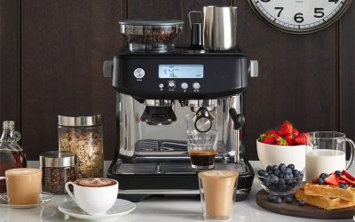 the Barista Pro: Tradition trifft Moderne