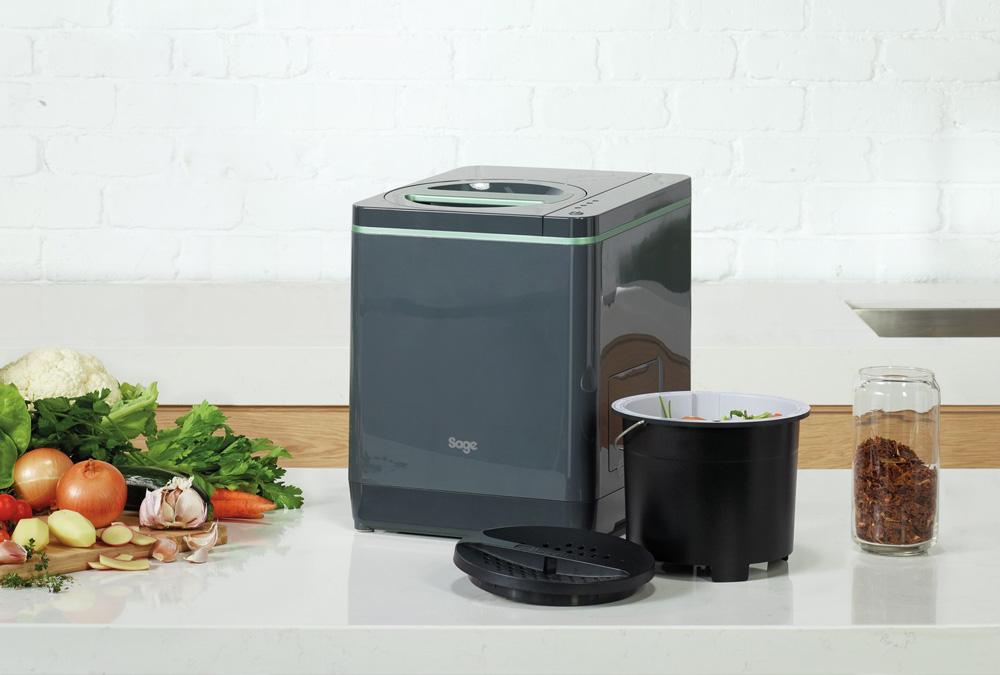 Mit dem neuen FoodCycler von Sage Appliances den ökologischen Fußabdruck reduzieren