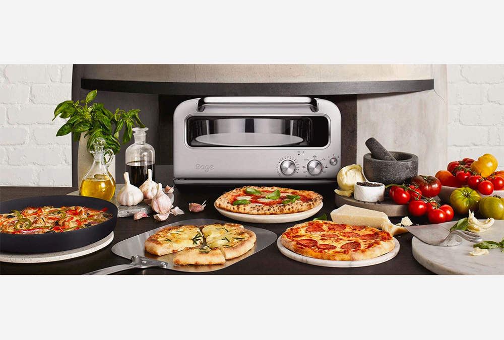 Sage Appliances launcht den Smart Oven Pizzaiolo
