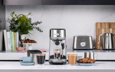 Sage Appliances baut Vorreiterstellung bei Siebträgermaschinen aus