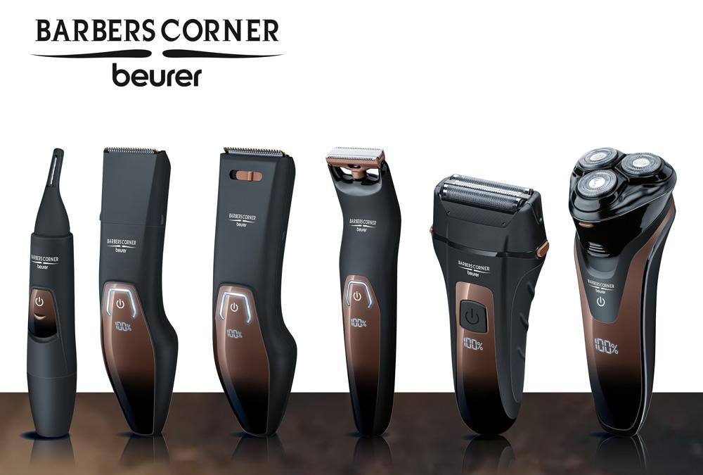 An die Bärte, fertig, los! – Neue Produkt-Range für professionelles Haar- und Bartstyling