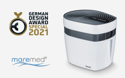 German Design Award 2021 für maremed®
