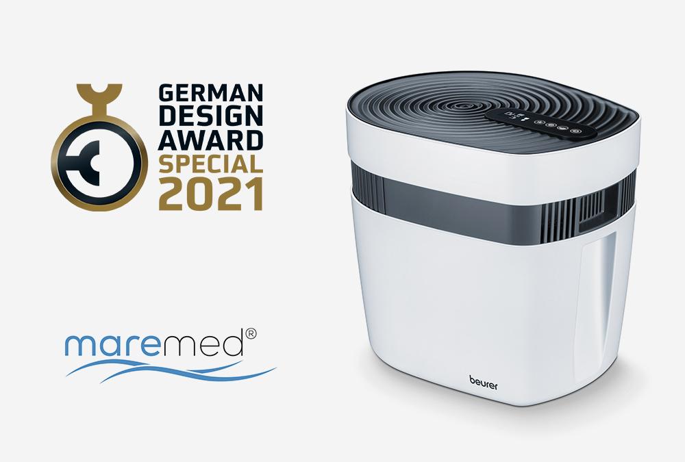 German Design Award 2021 für maremed®