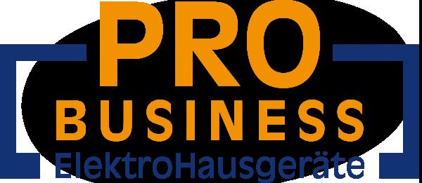 ProBusiness ElektroHausgeräte e.V.