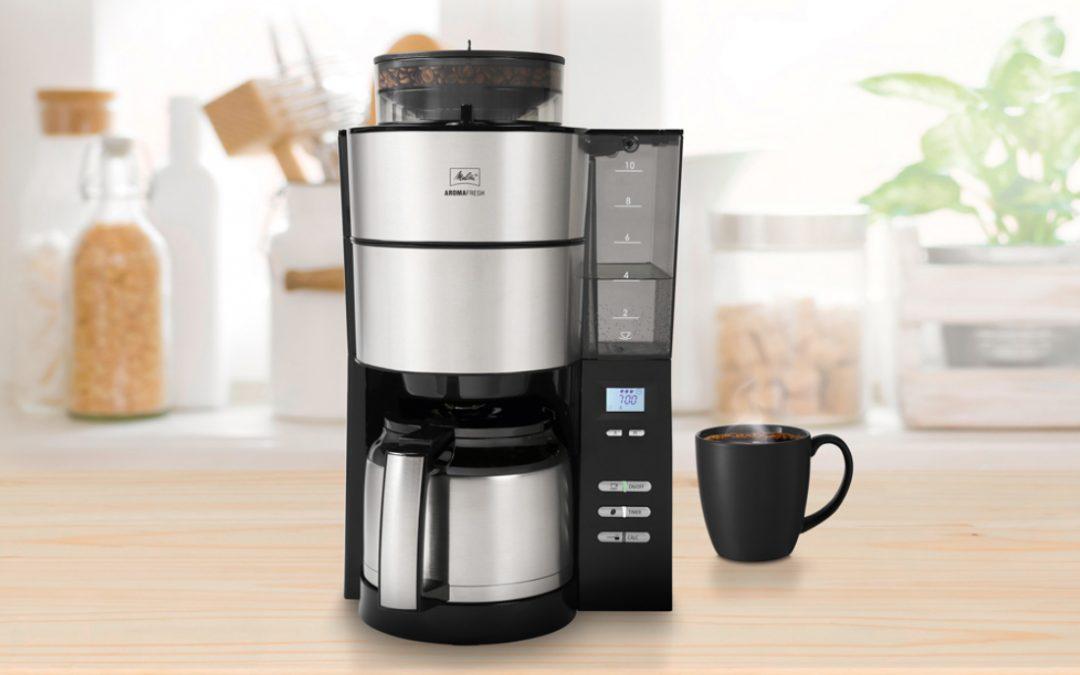 Melitta® AromaFresh Therm – Der neue Spezialist für langanhaltenden Kaffeegenuss